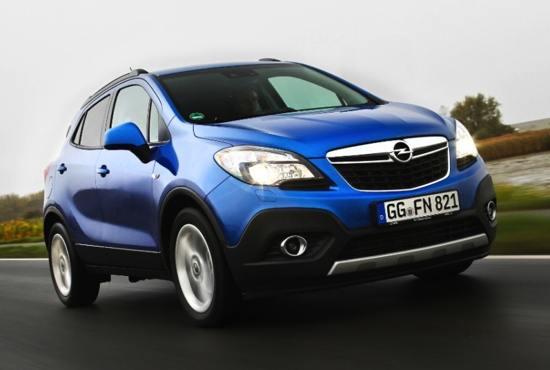 opel mokka st rmt an die spitze des suv segments auto und reisen der blog rund um die mobilit t. Black Bedroom Furniture Sets. Home Design Ideas