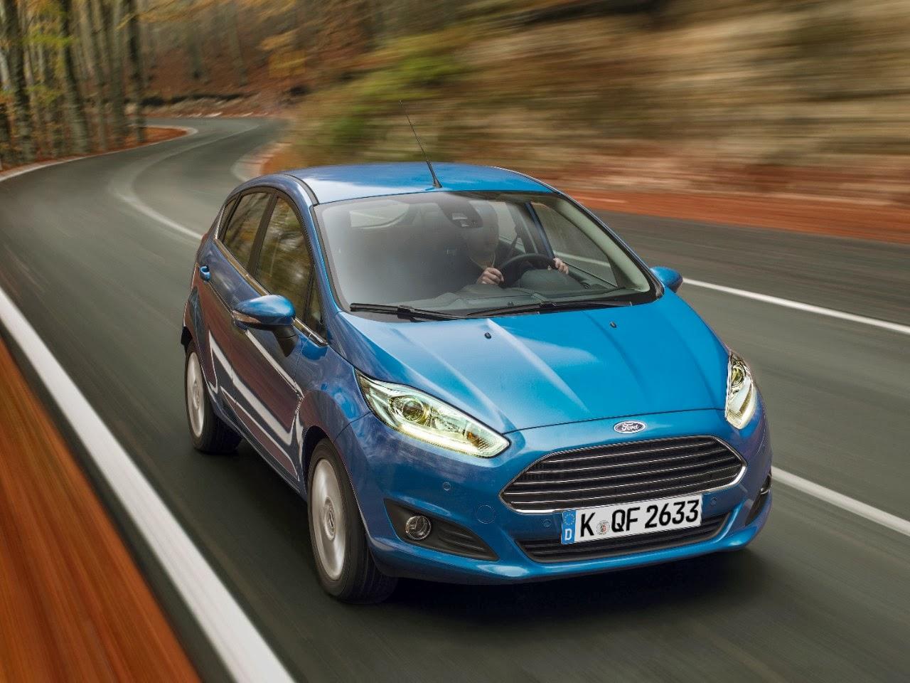Ford Fiesta ist die Nummer 1 in seinem Segment | Auto und Reisen ...