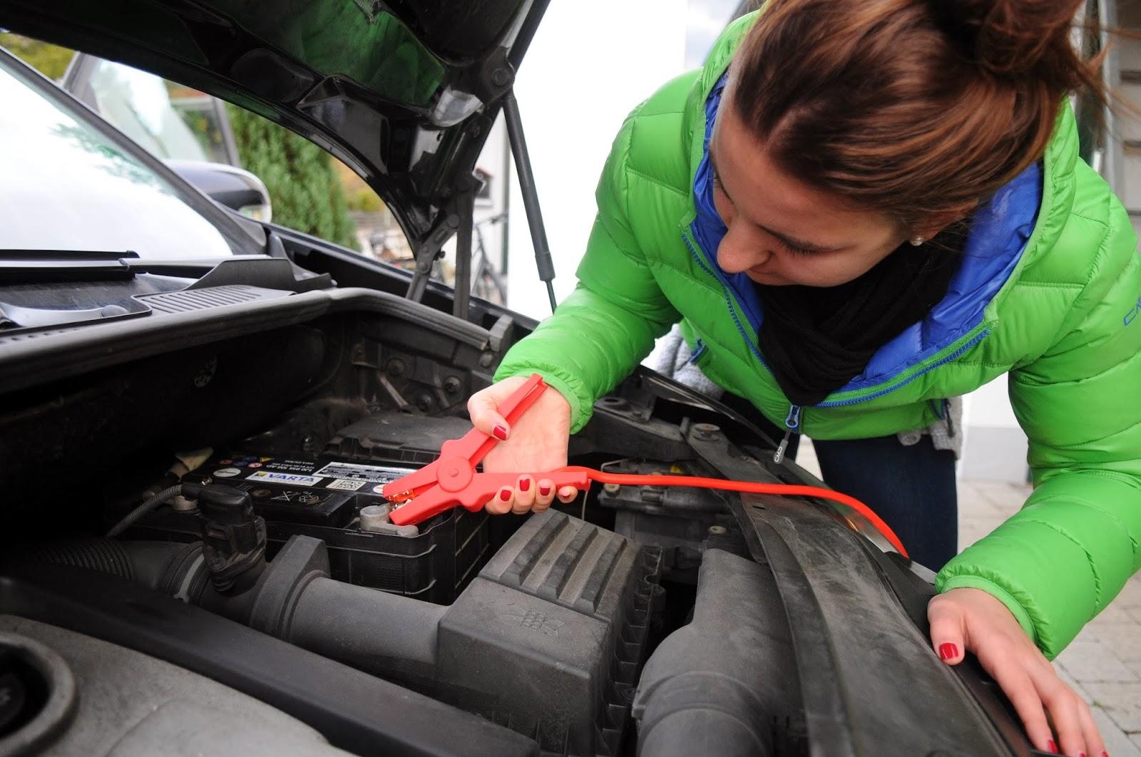 Kühlschrank Autobatterie : Starterbatterie autobatterie varta v ah alt aber gut