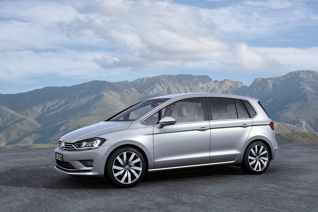 neuer golf sportsvan ist ab morgen bestellbar auto und. Black Bedroom Furniture Sets. Home Design Ideas